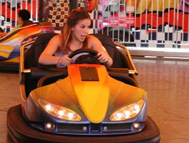 Dodgem Cars for Hire