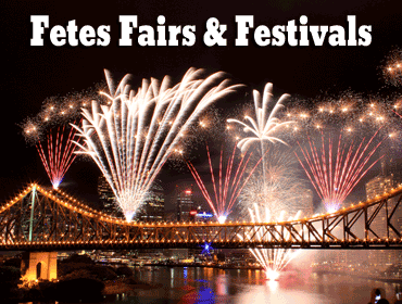 fetes fairs and festivals